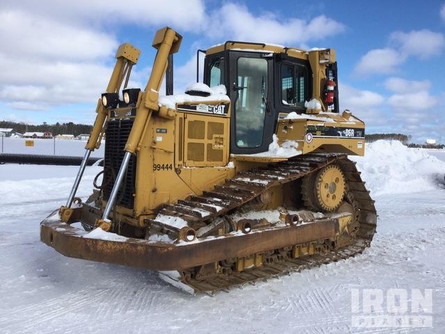 2007 Cat D6R Crawler Dozer, Crawler Tractor