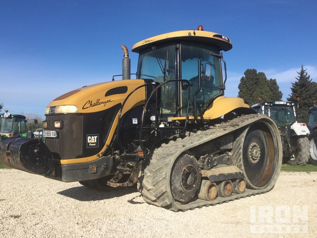2007 Cat Challenger MT765 Track Tractor, Track Tractor