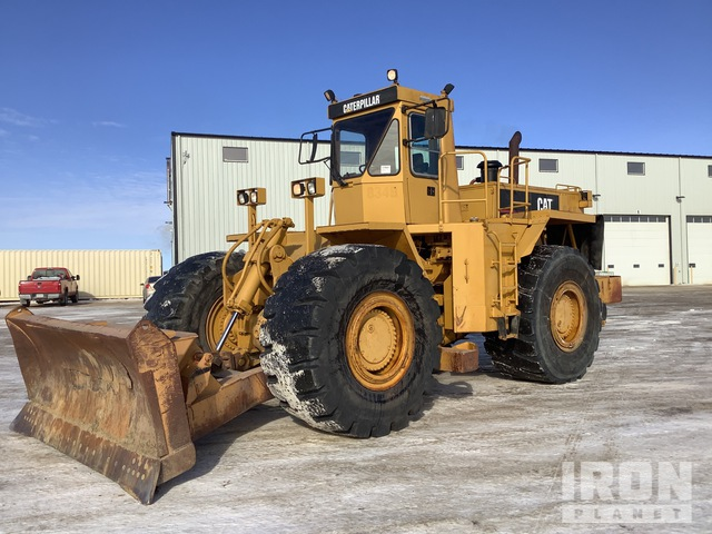 1995 Cat 834B Wheel Dozer, Wheel Dozer
