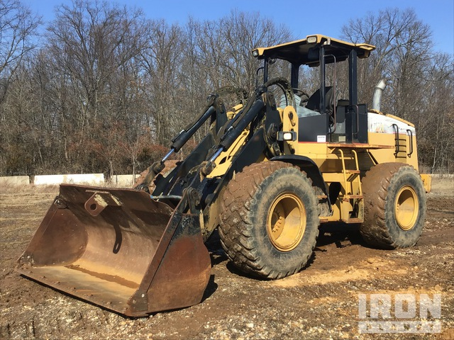 1998 Cat IT28G Tool Carrier, Integrated Tool Carrier