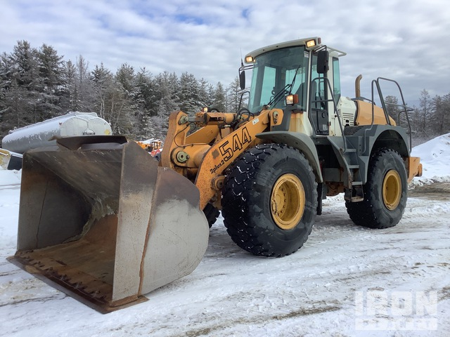 2006 (unverified) Liebherr L544 Wheel Loader, Wheel Loader