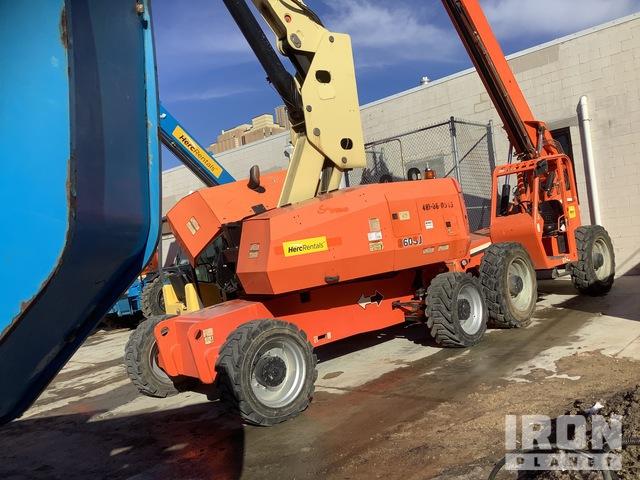 2012 JLG 860SJ 4WD Diesel Articulating Boom Lift, Boom Lift