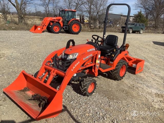 2019 Kubota BX1880V 4WD Utility Tractor, Utility Tractor