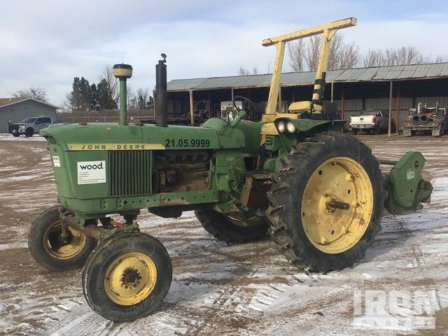 John Deere T713R 2WD Tractor, 2WD Tractor