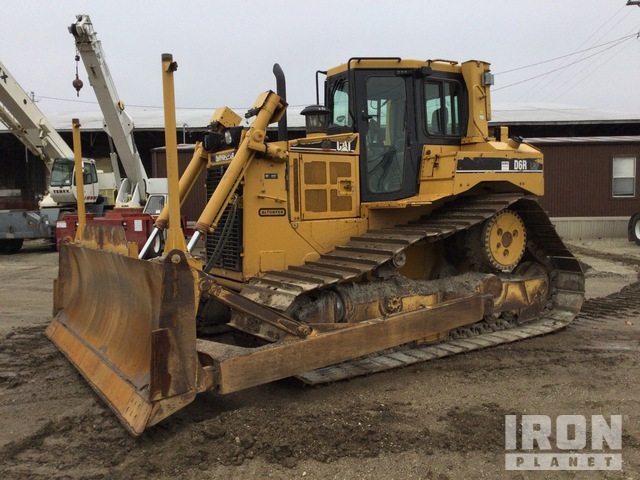 2007 Cat D6R LGP Series III Crawler Dozer, Crawler Tractor