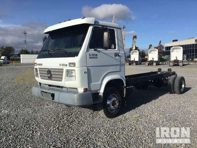 2009 Volkswagen 9-150 Worker Cab & Chassis, Cab & Chassis