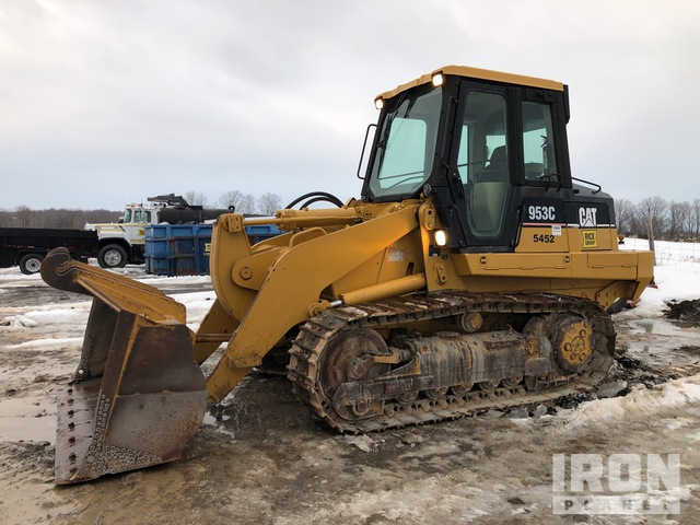 2003 Cat 953C Crawler Loader, Crawler Loader