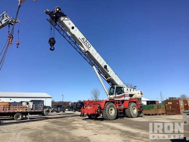2003 Link-Belt RTC-8070 70 ton 4x4x4 Rough Terrain Crane, Rough Terrain Crane