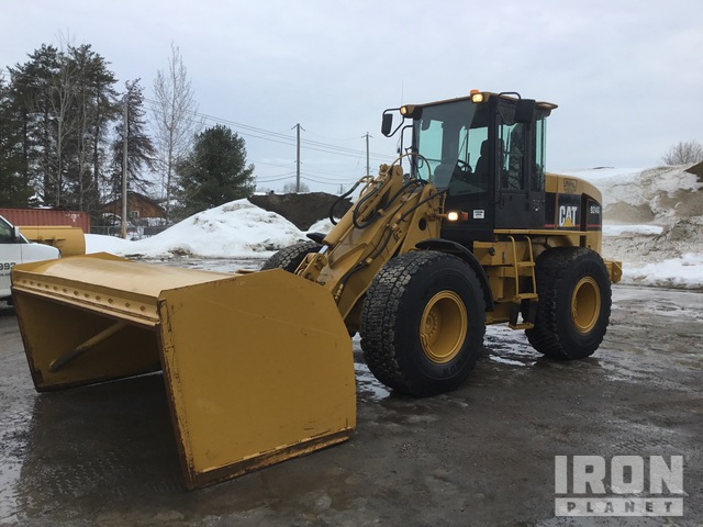 2004 Cat 924G Wheel Loader, Wheel Loader