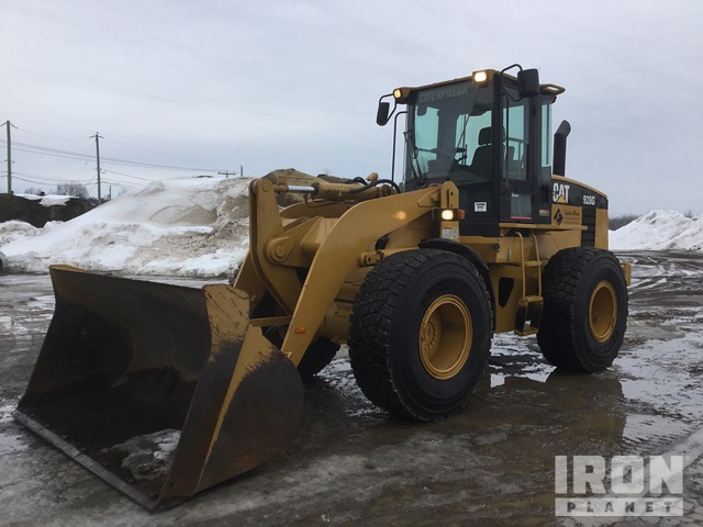 2002 Cat 928G Wheel Loader, Wheel Loader