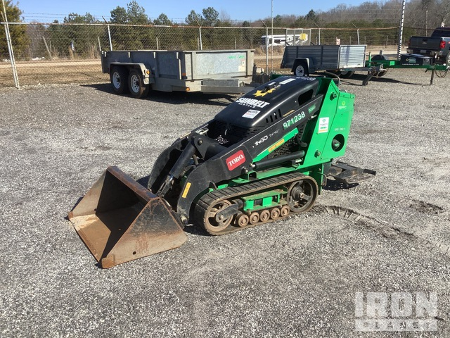 2016 (unverified) Toro Dingo 427 Compact Track Loader, Compact Track Loader