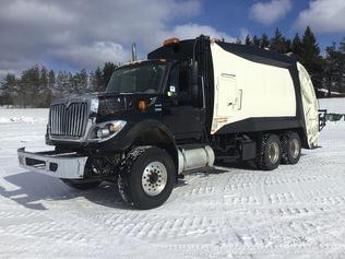 Waste Collection Trucks