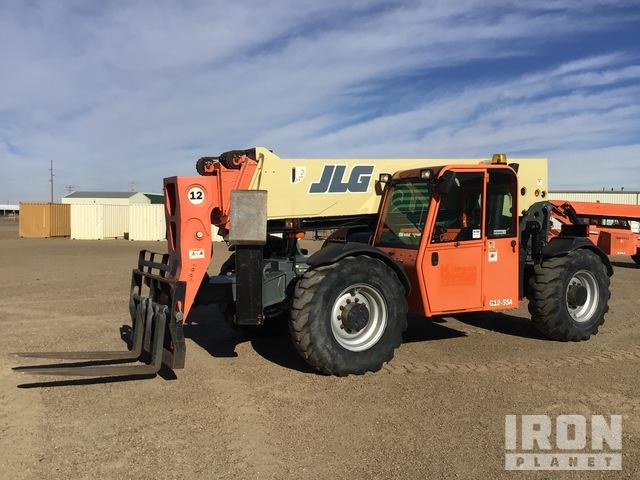 2009 JLG G12-55A 4x4 Telehandler, Telescopic Forklift