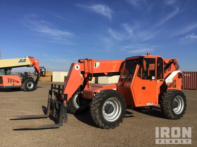 2011 JLG 8042 4x4 8000 lb Telehandler, Telescopic Forklift