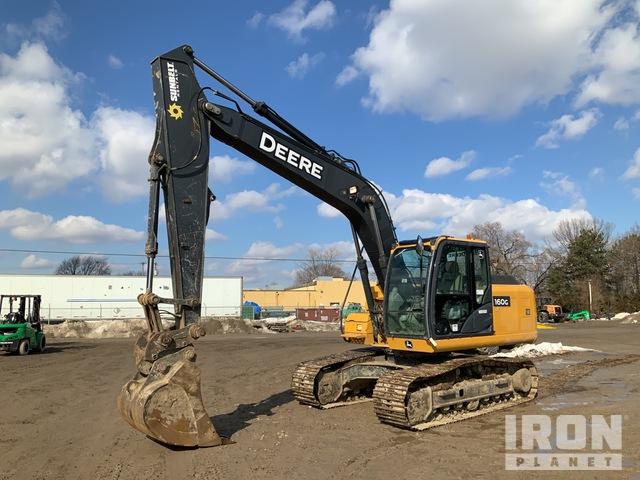 2015 John Deere 160G LC Track Excavator, Hydraulic Excavator