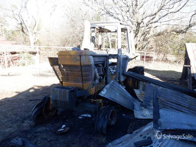 1978 (unverified) Ford/New Holland 7700 2WD Tractor, Parts/Stationary Construction-Other