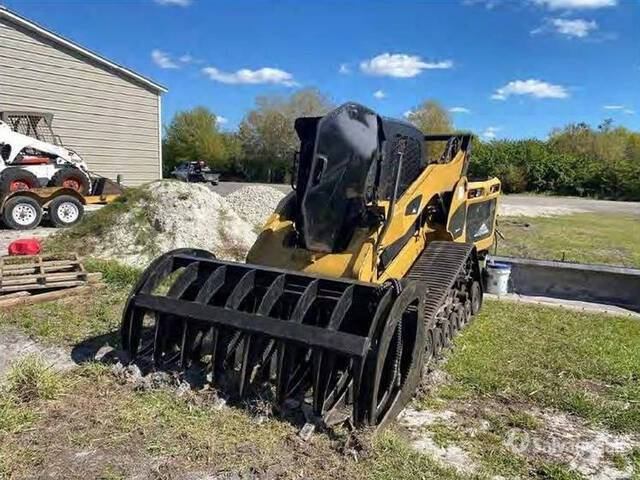 2008 (unverified) Cat 297C Compact Track Loader, Compact Track Loader