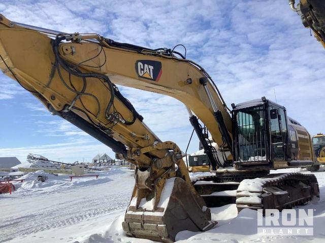 2014 Cat 336EL Track Excavator, Hydraulic Excavator