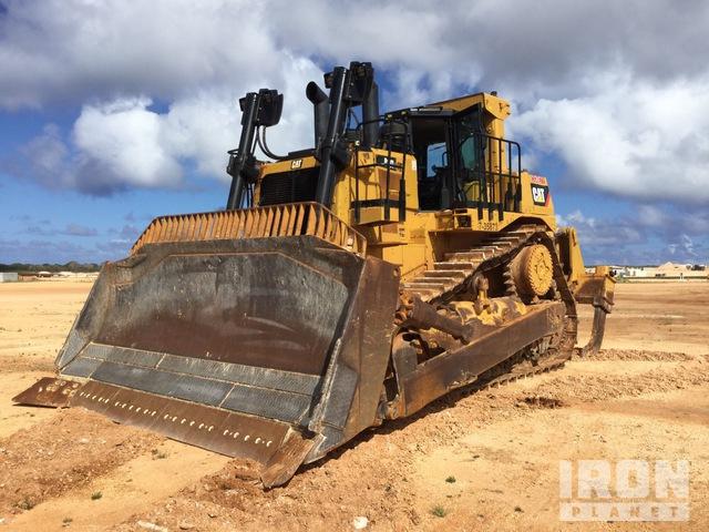 2017 Cat D10T2 Crawler Dozer, Crawler Tractor