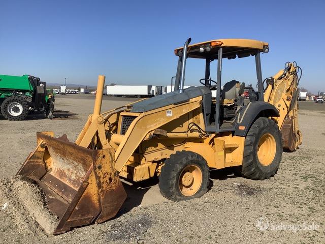 John Deere 310G 4x4 Backhoe Loader, Parts/Stationary Construction-Other
