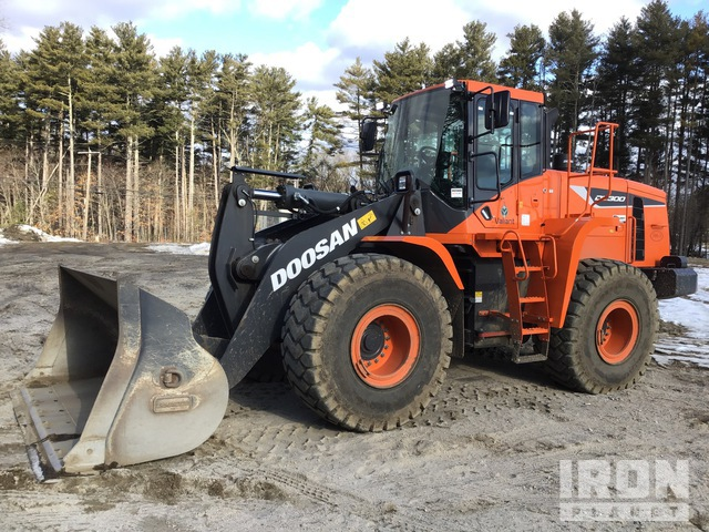2019 (unverified) Doosan DL300-5 Wheel Loader, Wheel Loader