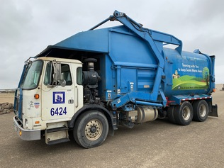 Waste Collection Trucks