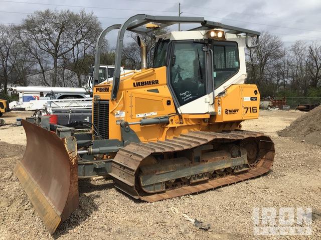2016 Liebherr-America PR 716 LGP Crawler Dozer, Crawler Tractor
