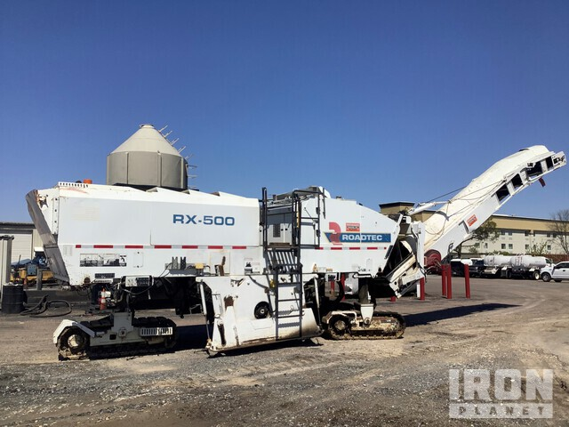 2006 Roadtec RX-500 Cold Planer, Parts/Stationary Construction-Other