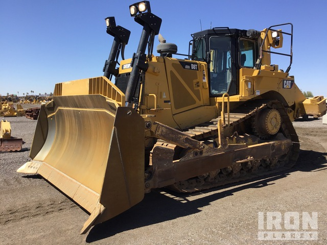 2012 Cat D8T Crawler Dozer, Crawler Tractor