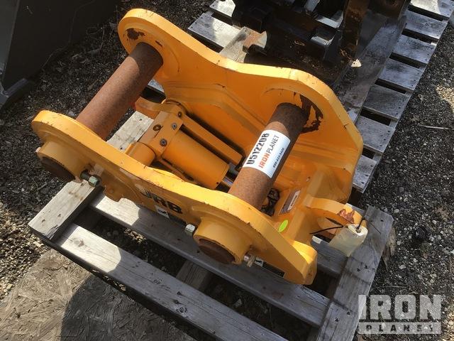 2017 JRB 90A2708 Excavator Hydraulic Coupler - Fits JCB JS260, Excavator Attachment - Other