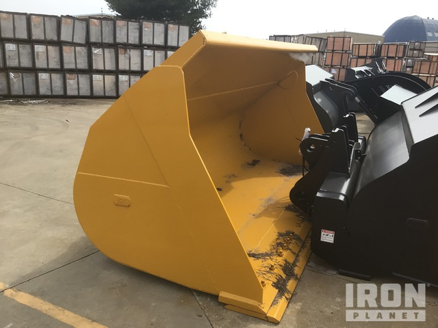 JRB 90E0846 147 in Wheel Loader Bucket - Fits Kawasaki 95Z7 - New, Wheel Loader Bucket