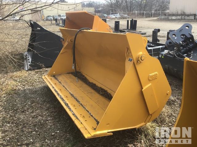 JRB 90H0917 107 in Wheel Loader Bucket - Fits John Deere 624H - Unused, Wheel Loader Bucket