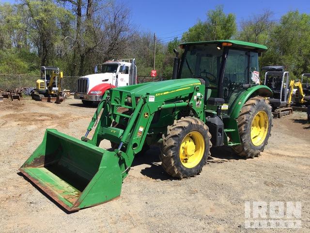 2016 John Deere 5085E Tractor, 2WD Tractor