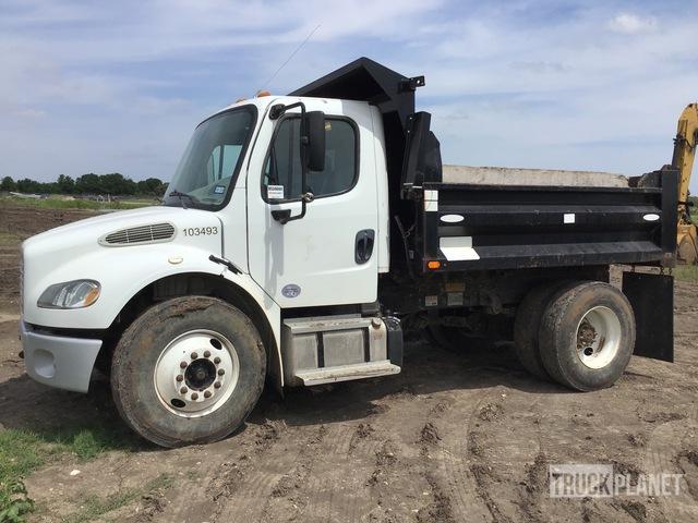 2016 Freightliner M2 106 4x2 S/A Dump Truck, Dump Truck (S/A)