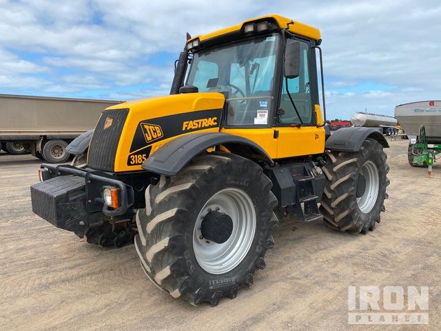 1999 JCB Fastrac 3185 4WD Tractor, MFWD Tractor