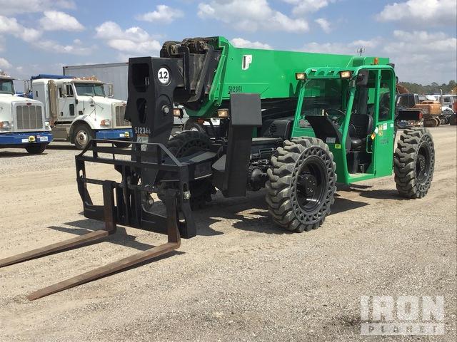 2013 JLG G12-55A 4x4 12000 lb Telehandler, Telescopic Forklift