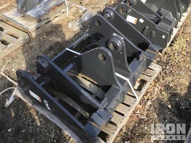 Unused - Paladin Quick Coupler - Fits Hitachi ZW180-5B, Coupler