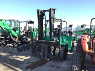 Pneumatic Tyre Forklifts