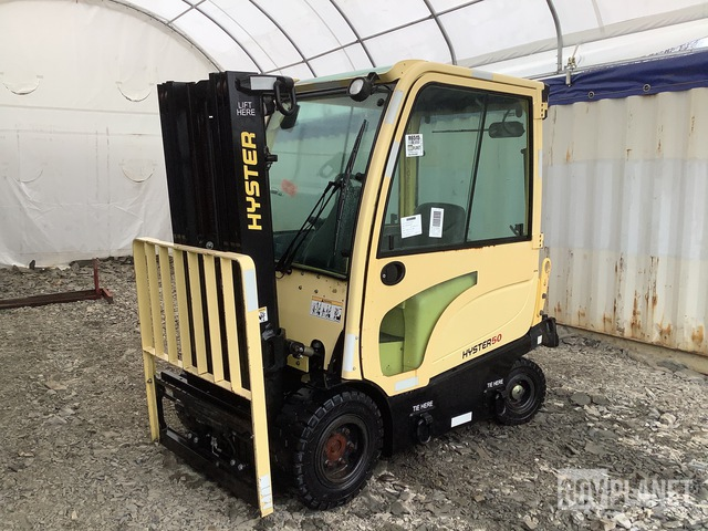 Hyster J50XN-28 Electric Forklift, Electric Forklift