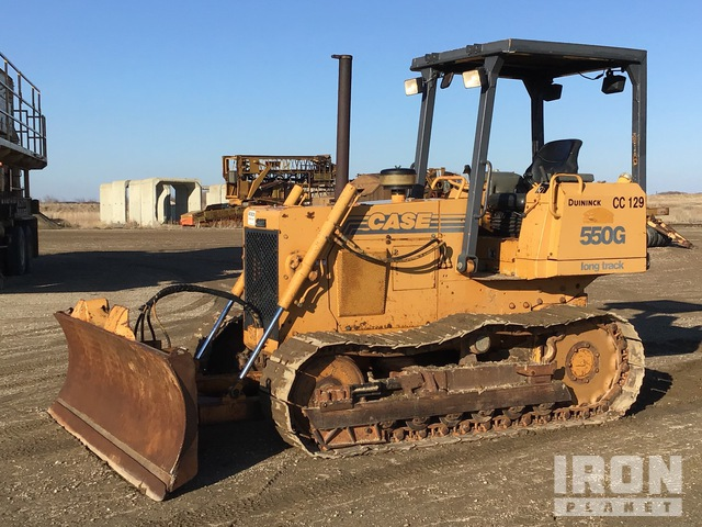 2000 (unverified) Case 550G Crawler Dozer, Crawler Tractor