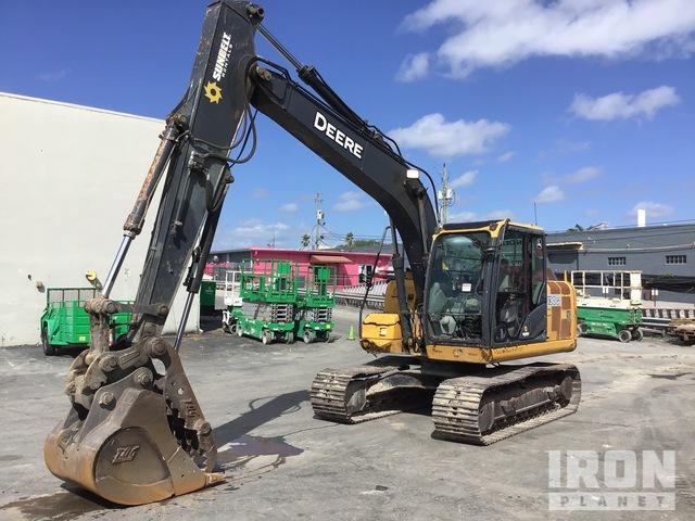 2015 (unverified) John Deere 130G Track Excavator, Hydraulic Excavator