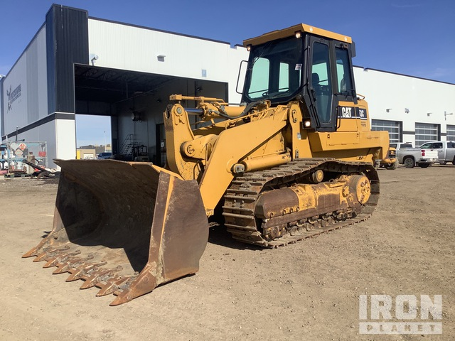 2007 Cat 963C Crawler Loader, Crawler Loader