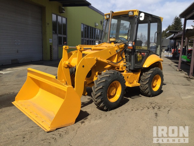 1993 年 JCB 2CX Wheel Loader, Wheel Loader