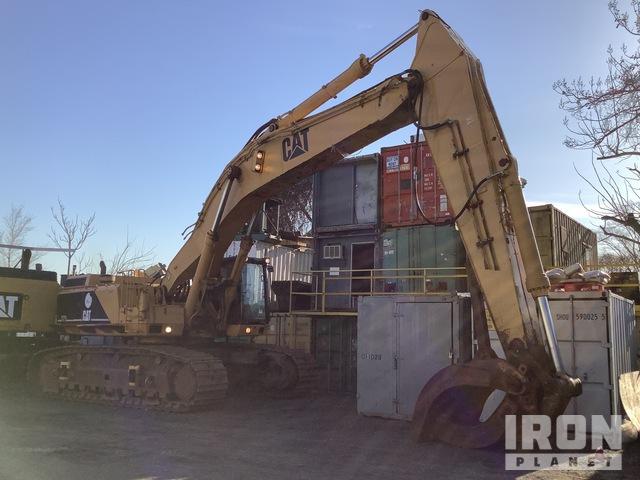 1995 (unverified) Cat 375L Track Excavator, Hydraulic Excavator