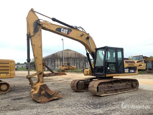 2010 Cat 315DL Track Excavator, Hydraulic Excavator