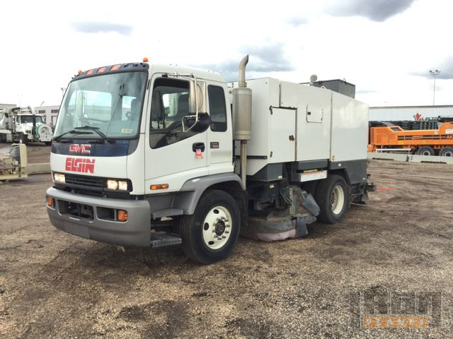 Sweeper Trucks For Sale Ironplanet