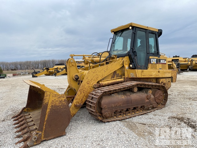 2006 (unverified) Cat 963C Crawler Loader, Crawler Loader