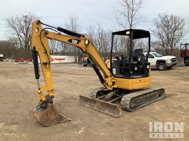 2013 Cat 303.5ECR Mini Excavator, Mini Excavator (1 - 4.9 Tons)
