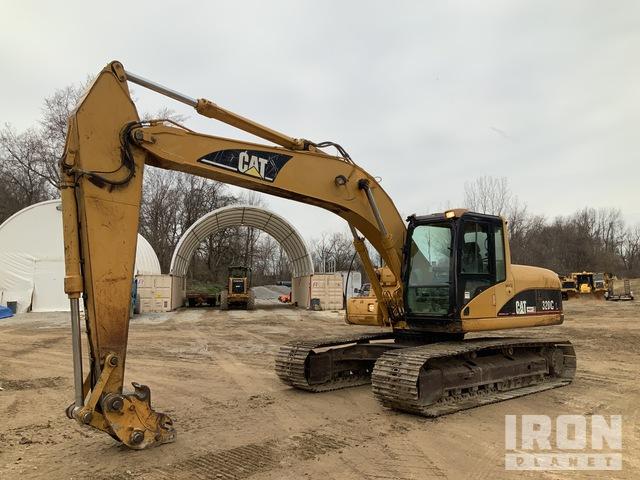2002 Cat 320CL Track Excavator, Hydraulic Excavator