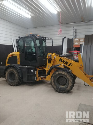 2020 Wolf WL200 Wheel Loader, Wheel Loader
